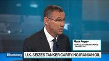 Israel's Regev on Iran, Mideast Peace Plan, U.K. Antisemitism Row
