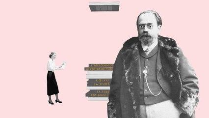 « L'argent » d'Emile Zola  – 21CM avec Bret Easton Ellis - CANAL+