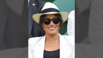 Meghan Markle soutient Serena Williams à Wimbledon