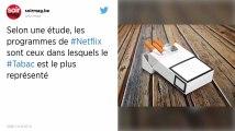 Netflix : La cigarette va être bannie dans certaines de ses futures productions
