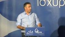 Η κεντρική ομιλία του Θέμη Χειμάρα στην Λαμία