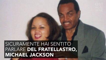 La sorellastra segreta di Michael Jackson rivela il suo dolore per il modo in cui l'ha trattata  5748