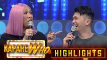 Vhong Navarro admits he had a foreign girlfriend in the past | It's Showtime KapareWho