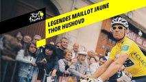 Légendes du Maillot Jaune - Thor Hushovd