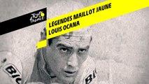 Légendes du Maillot Jaune - Luis Ocana par Marc Madiot