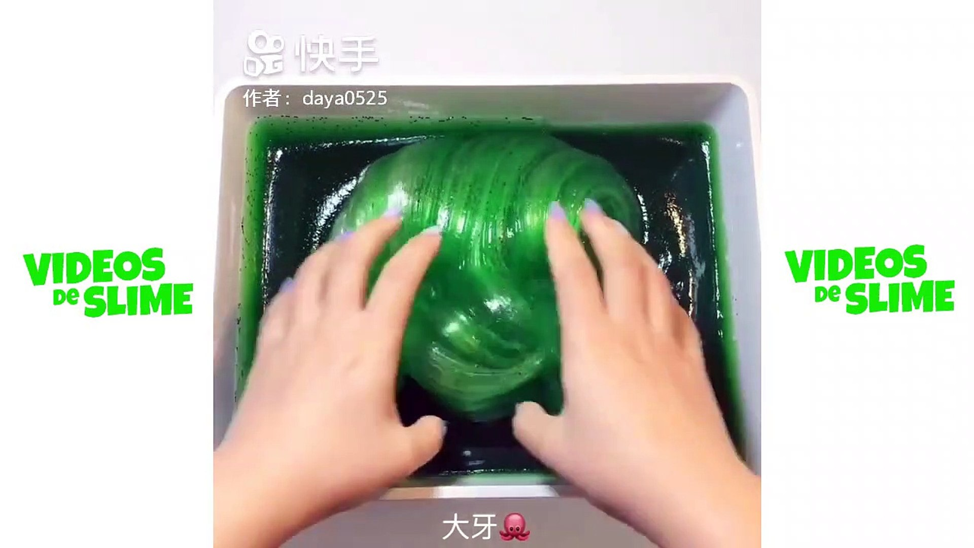 Vídeos de Slime: Satisfatório & Relaxante #229