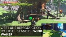 Zelda Breath of the Wild : un village inspiré de Wind Waker découvert 2 ans après la sortie du jeu !