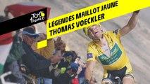Légendes du Maillot Jaune - Thomas Voeckler