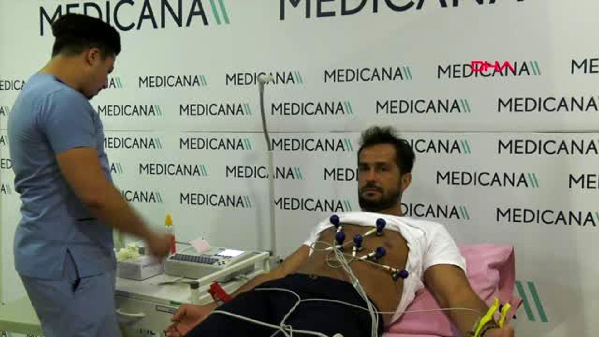 SPOR Konyaspor, sağlık kontrolünden geçti