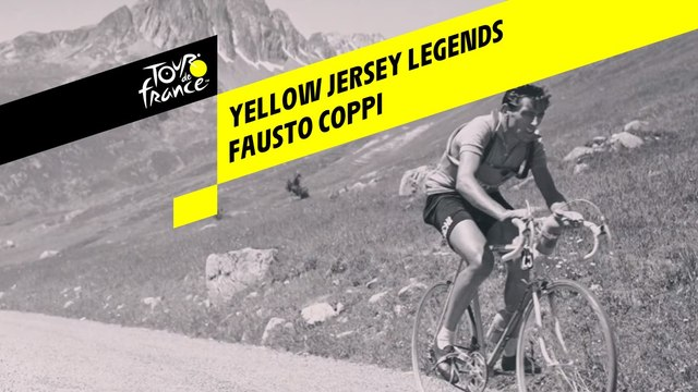 Yellow Jersey Legends - Coppi by Geminiani