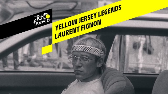 Yellow Jersey Legends - Laurent Fignon by Cyril Guimard