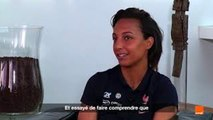 « 100% Avec les Bleues » avec S. BOUHADDI E. LE SOMMER A. MAJRI W. RENARD #TeamOrange