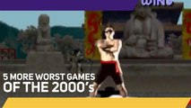 5 More Worst Games of the 2000's