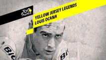 Yellow Jersey Legends - Luis Ocana by Marc Madiot