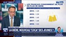 La bière séduit de plus en plus les Français