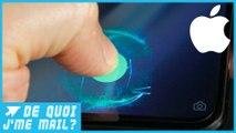 Un iPhone moins cher avec Touch ID sous l'écran à la rentrée ? DQJMM (1/2)