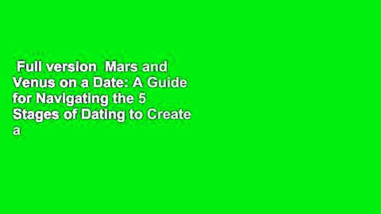 Dating Mars Venus
