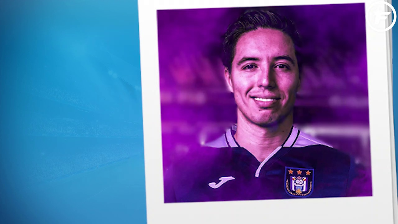 OFFICIEL : Samir Nasri file à Anderlecht !