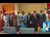 RTB - Installation des membres de la commission de surveillance de la caisse des dépôts et conciliation du Burkina par le Premier Ministre