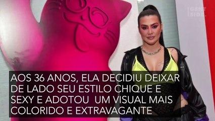 Cléo Pires aparece com novo visual e fãs detonam as mudanças