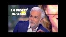 Ému, Pascal Praud apprend en direct que sa fille à eu le bac