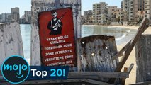 Top 20 Places You Are NOT Allowed to Visit
