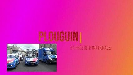 Plouguin course cyclisme feminin