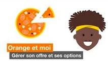 Orange et moi - Gérer son offre et ses options