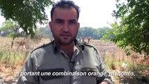 Syrie: environ 200 corps retrouvés dans une fosse commune à Raqa