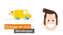 Orange et moi - Faire votre demande de déménagement en ligne