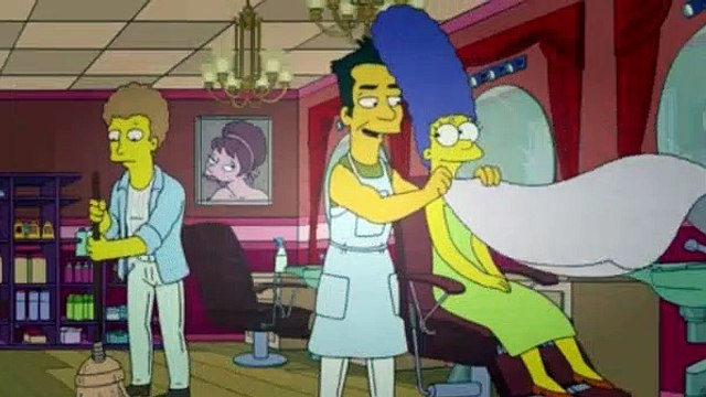 The Simpsons Season 22 Episode 13 The Blue and the Gray