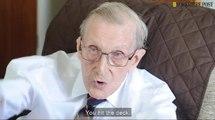 D-Day veteran Maurice Sutcliffe