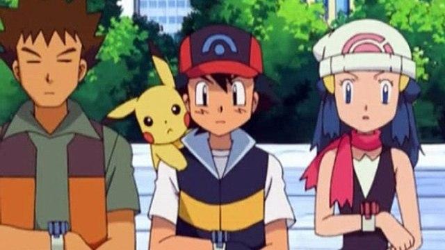 Pokemon Season 10 Episode 10 Not On MY Watch Ya Don't