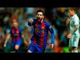 Lionel Messi fue relumbrante mientras Cristiano oscureció en clásico español