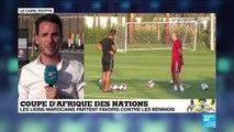CAN-2019 : Maroc - Bénin, les Lions de l'Atlas favoris contre les Écureuils