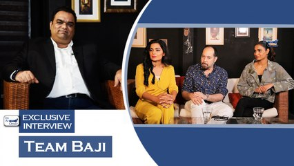 Omair Alavi Ft. Meera - An interview with the cast of Baaji