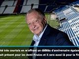 """CdM (F) - Morgan sur Aulas : """"Un énorme respect pour le président de Lyon"""""""