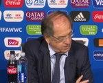 """CdM (F) - Le Graët : """"Il faut faire cette Coupe du Monde tous les deux ans"""""""