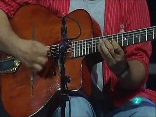 Didier Lockwood & Bireli Lagrene at Vitoria Jazz Festival 2010