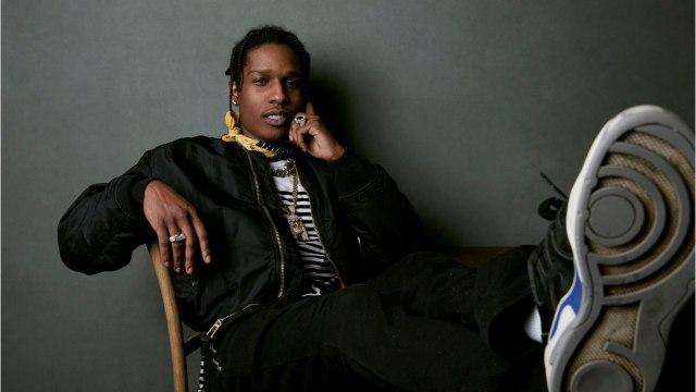 U.S. Rapper A$AP Rocky Remains In Swedish Custody