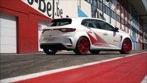 Renault Sport Megane 4 RS Trophy-R  Presentation extérieur/intérieur/circuit (HD)
