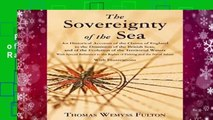 Full E-book  The Sovereignty of the Sea  Best Sellers Rank : #3
