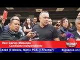 """""""La moral es letra muerta entre servidores públicos; doy mi vida por mi país"""": Carlos Mimenza"""