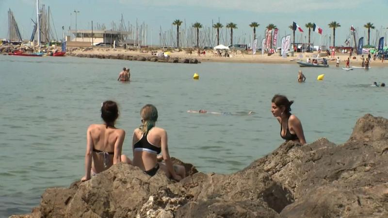 Mediterranean hot tub: Waters around France are already overheating for early summer