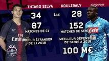 Thiago Silva ou un défenseur à 100 millions d'euros ? Le PSG face à un mauvais dilemme