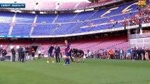 Le show Frenkie de Jong sur la pelouse du Camp Nou