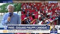 Municipales à Paris: Édouard Philippe candidat ?