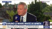 Édouard Philippe candidat à la mairie de Paris? Bruno Le Maire botte en touche