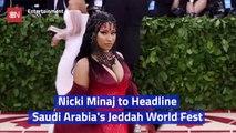 Nicki Minaj Will Perform At A Saudi Arabian Music Festival