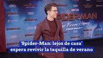 'Spider-Man: lejos de casa' espera revivir la taquilla de verano